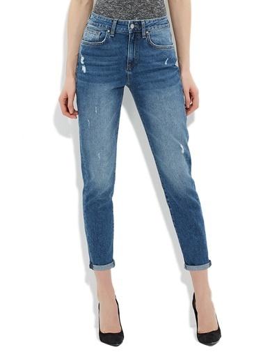 Mavi Jean Pantolon | Cindy - Mom Renksiz